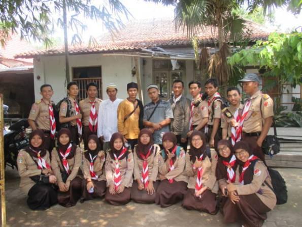 Pramuka UIN Jakarta 1