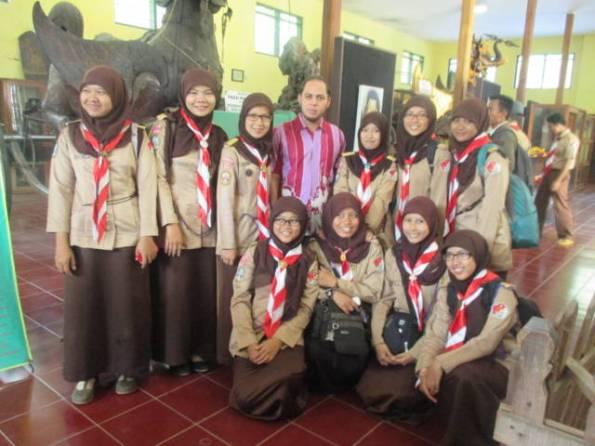 Pramuka UIN Jakarta 2