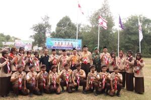 Peserta Kartika Se-Sumatera dan Jawa