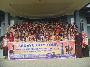 Giat Wisata di daerah Sekayu, Palembang